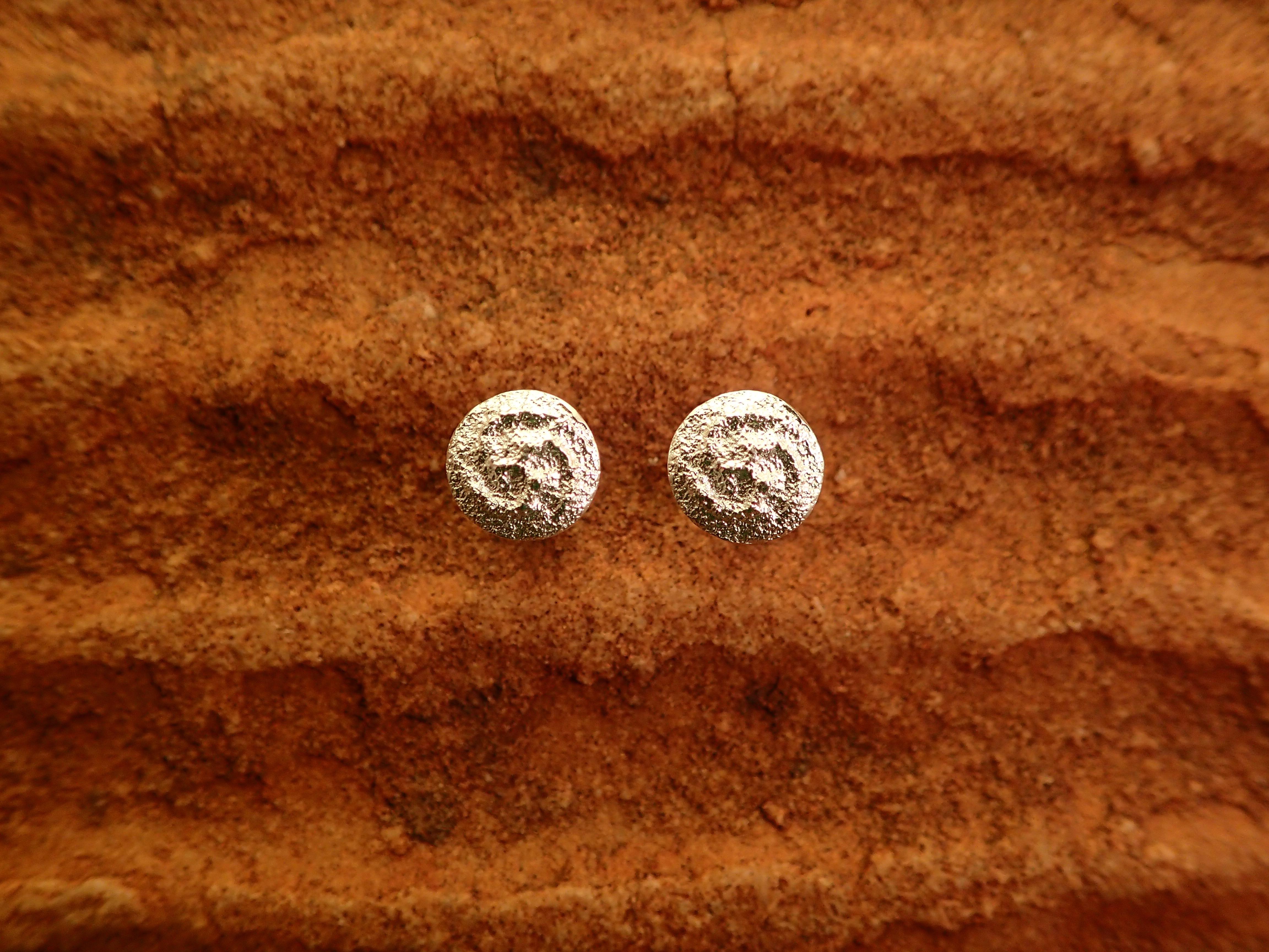 Silver Trib Studs