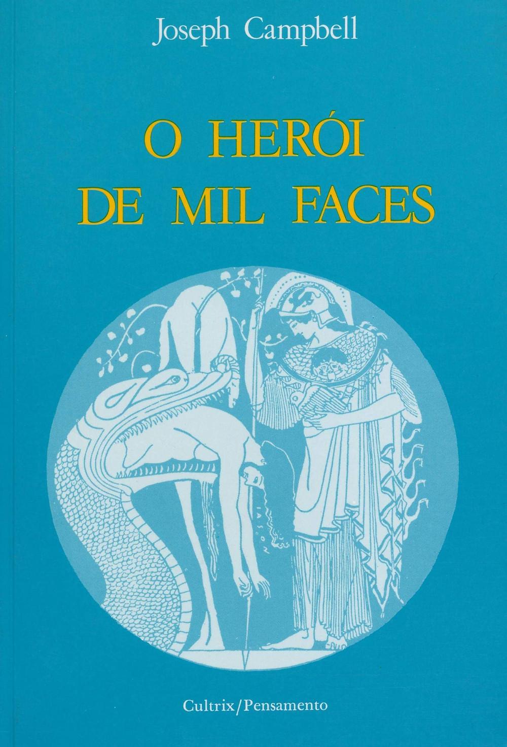 Livro O Herói de Mil faces Joseph Campbell