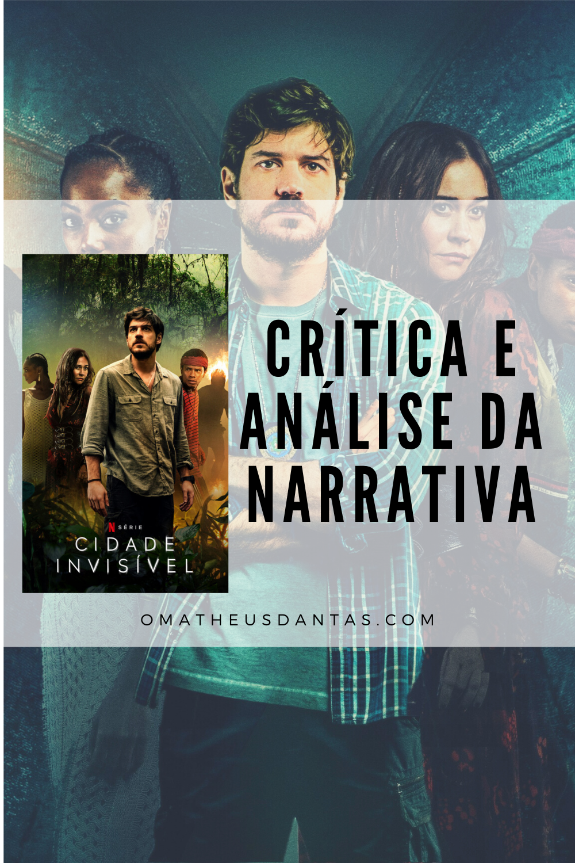 Cidade Invisível Netflix