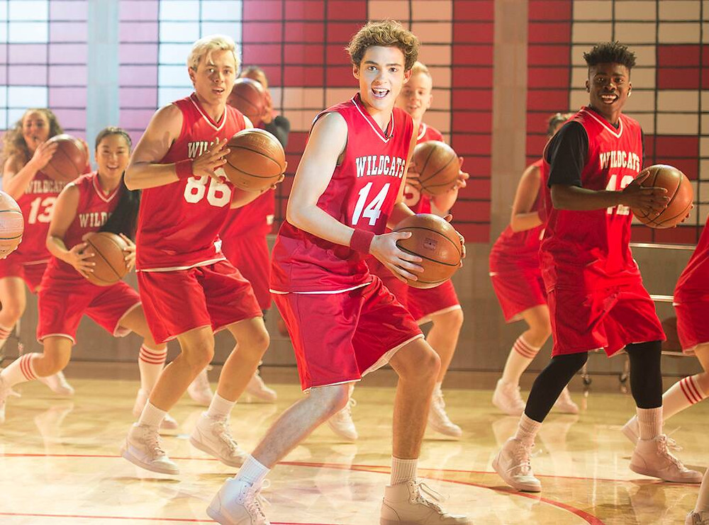 GET'CHA HEAD IN THE GAME of High School Musical The Musical The Series