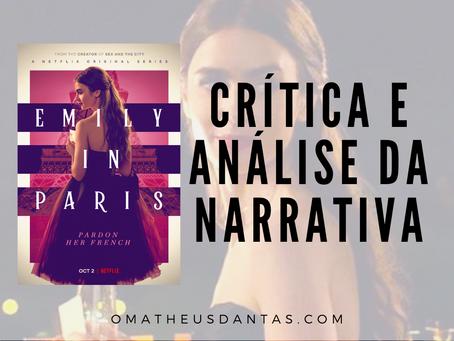 EMILY IN PARIS | CRÍTICA E ANÁLISE DA NARRATIVA