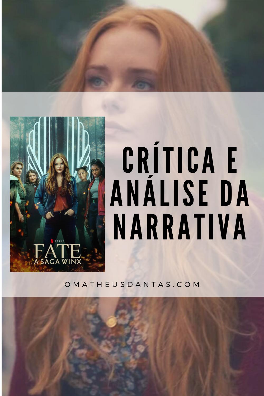 Fate: A Saga Winx Série Netflix