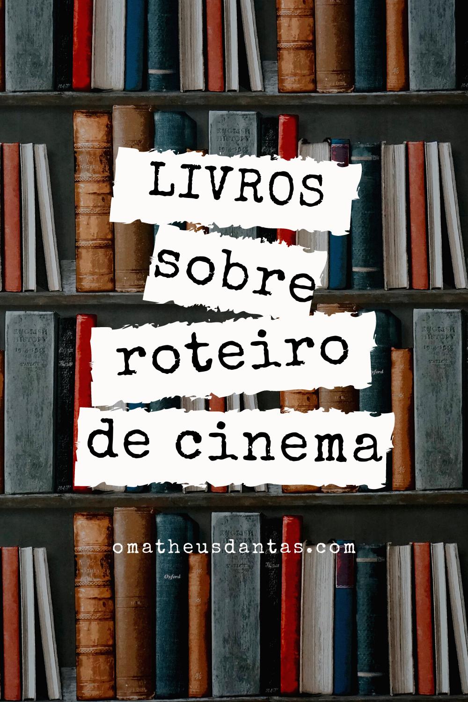 Livro sobre roteiro de cinema