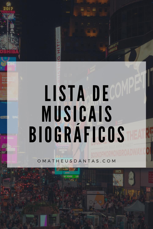 musicais biográficos