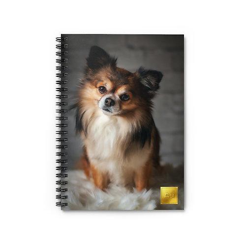 Puppy Notebook