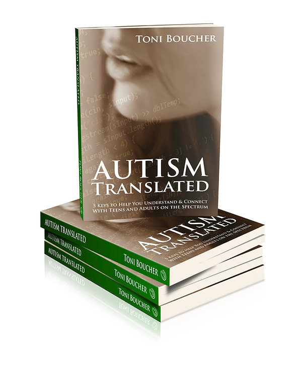Autism Translated Book Cover