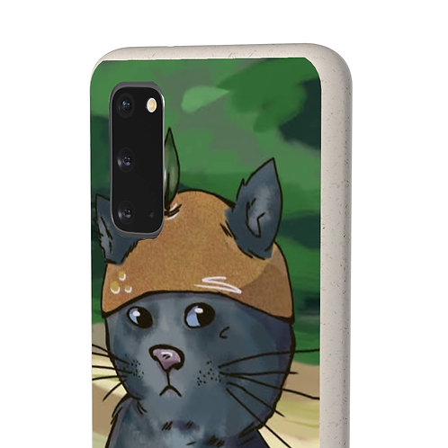 Biodegradable Kitten Phone Case