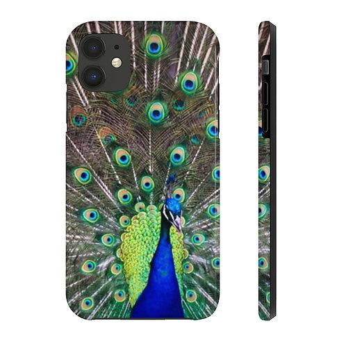 Peacock Tough Phone Case