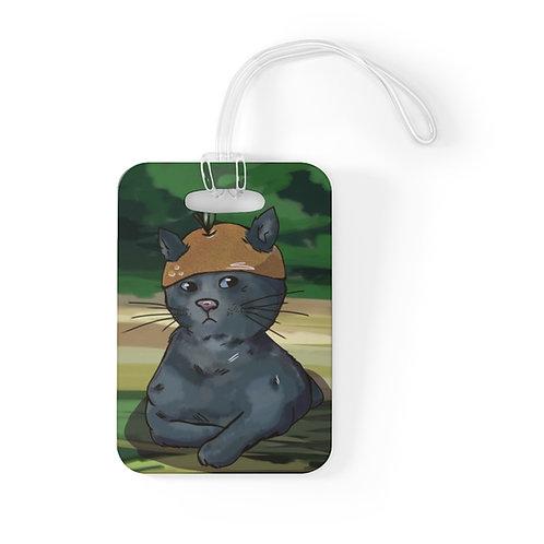 Cute Kitten Bag Tag