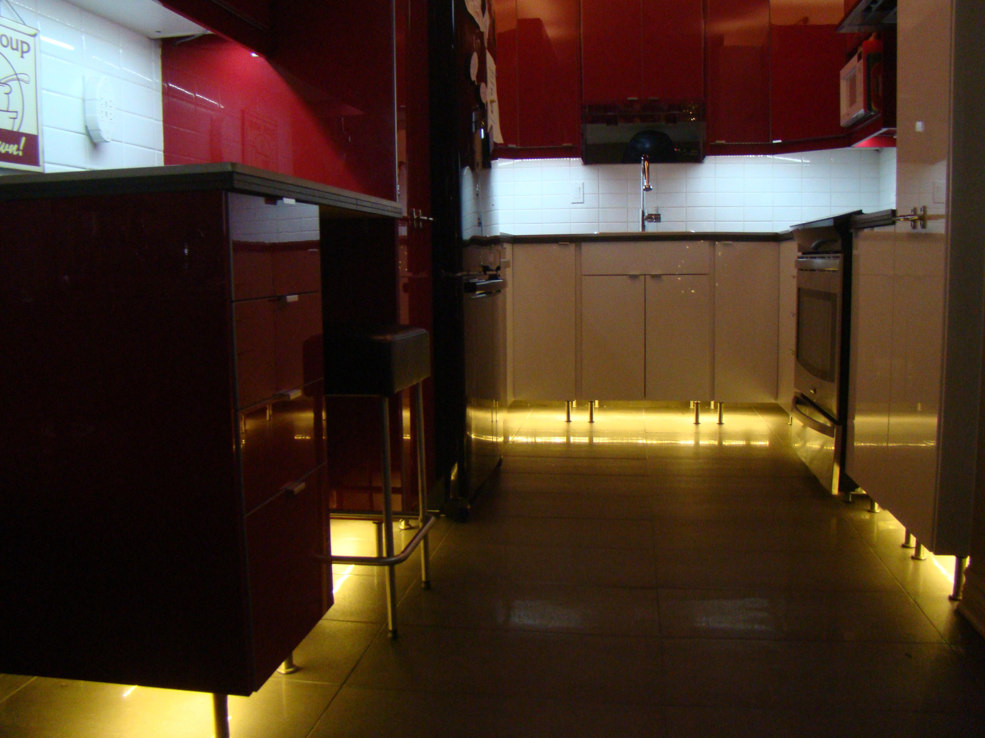Cuisine LED Labo