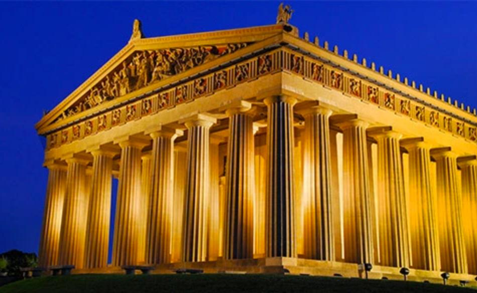 Wojciech Odrobina Greek Architecture