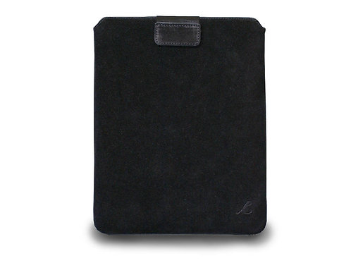 iPad Case Black Nubuck
