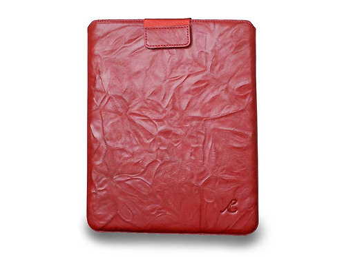 iPad Case Red Washed