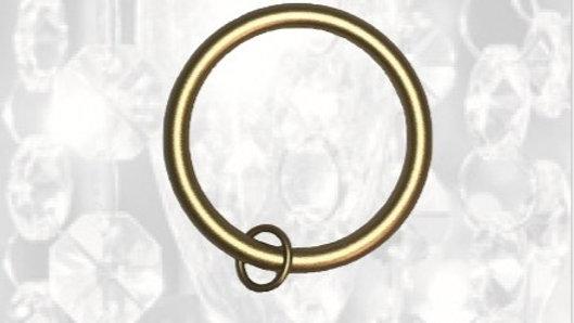 Venus Large Ring with Circle Eyelet