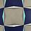 Thumbnail: Kalei Cyan Pillow
