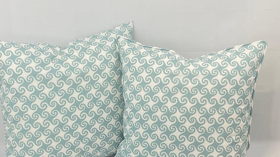 Waikiki Spa Pillow Cover