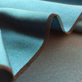Woven texture of silk fabric or yarn tur