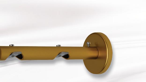 Sahara Double Cylinder Bracket