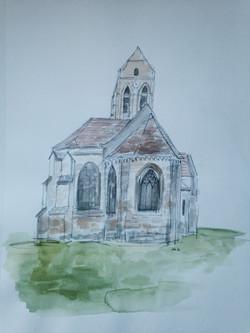 Van Gogh's Church