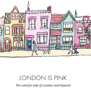 London Is Pink