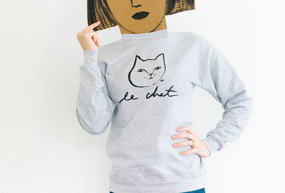 Le Chat Sweatshirt