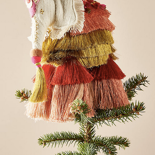 Woolly Elephant Topper for Anthropologie