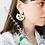 Thumbnail: Face Terrazzo Earrings
