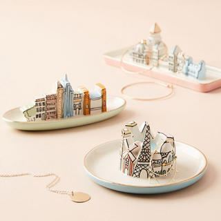 best selling trinket dishes for Anthropologie