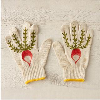 radish gloves for Terrain