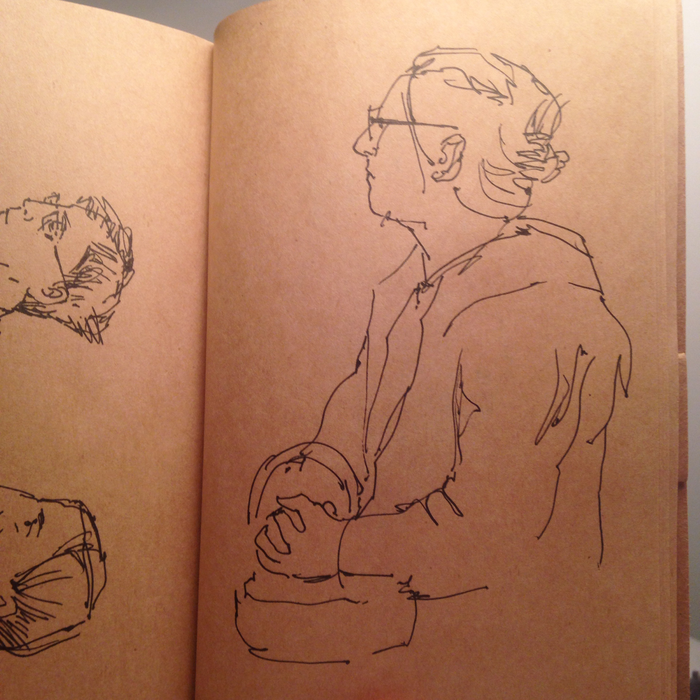 Sketchbook- London