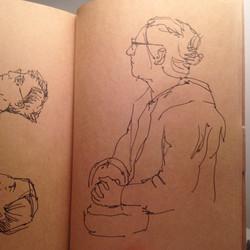 Sketchbook- London