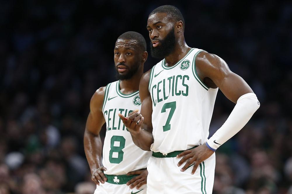 Kemba_Walker_Jaylen_Brown_Boston_Celtics_NBA_Around_The_Game