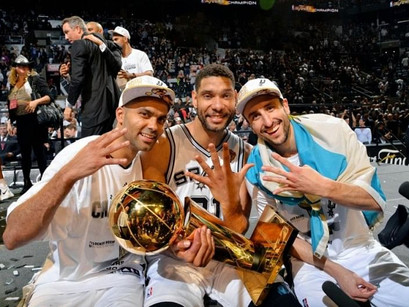 Spurs Ranking: qual è stata la miglior squadra da titolo?