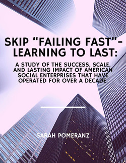 """Skip """"Failing Fast""""- Learning to Last_"""