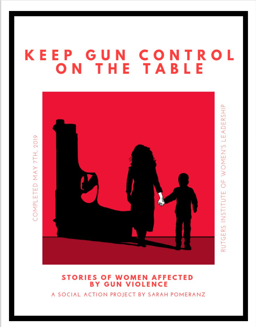 Keep Gun Control on the Table