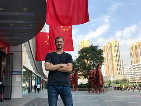 Happy Birthday (Kinda), China!