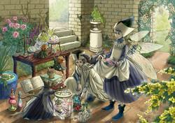 妖精たちの隠れ家