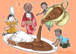9月25日は【10円カレーの日】