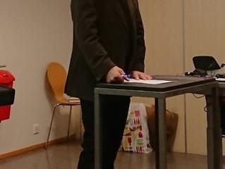 """Oppsummering fra seminaret """"Framtidsnorsk - norsk språk i 2050"""""""