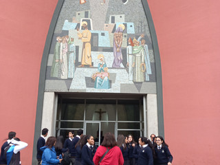 Misa inicio de año escolar - Diocesis.