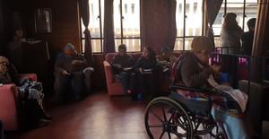 Visita Hogar de Ancianos 4to A