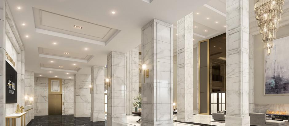 Highvill Ishim B BLOCK Interior Design