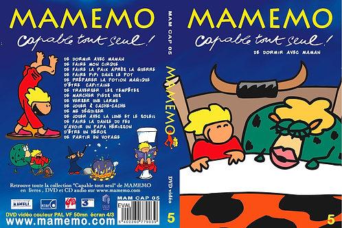 """DVD 5 """" Dormir avec Maman """""""