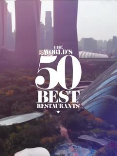Singapore Tourism Board - World's 50 Best Restaurants