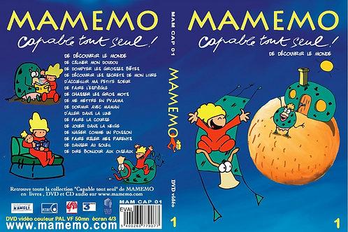 """DVD 1 """" A moi le Monde !"""""""