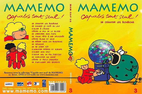 "DVD 3 "" Les bonbons"""