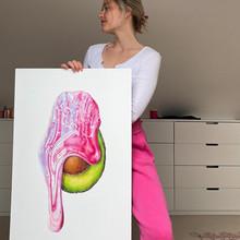 Avocado & Artist