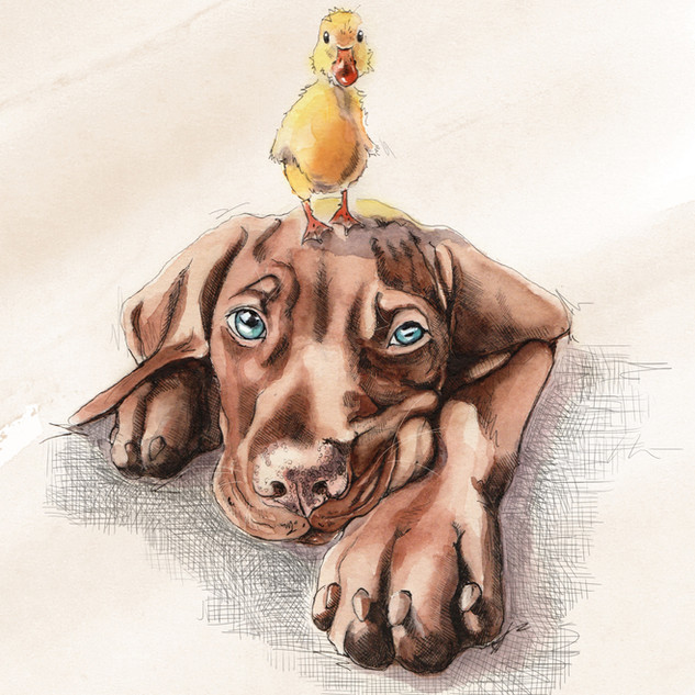 Puppy&Chic A4 size