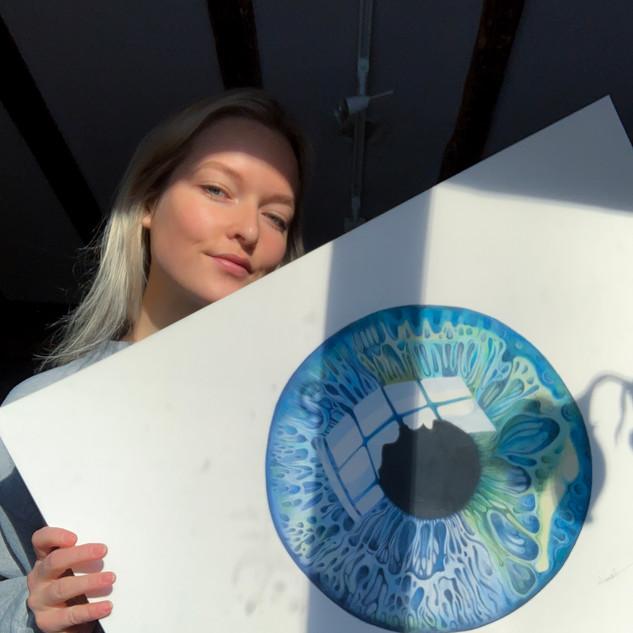 Valentines Eye