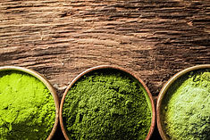 Our collection of high quality Kratom comes in many strains and colors